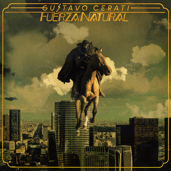 CD Gustavo Cerati - Fuerza Natural