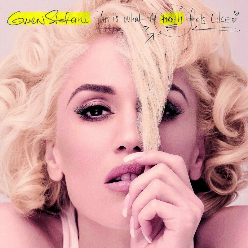CD Gwen Stefani ‎– This Is What The Truth Feels Like
