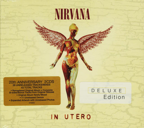 CD x 2 Nirvana • In Utero