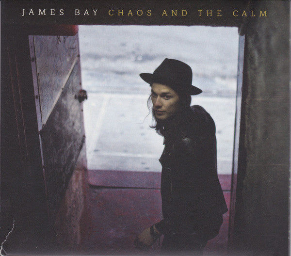 CD James Bay ‎– Chaos And The Calm