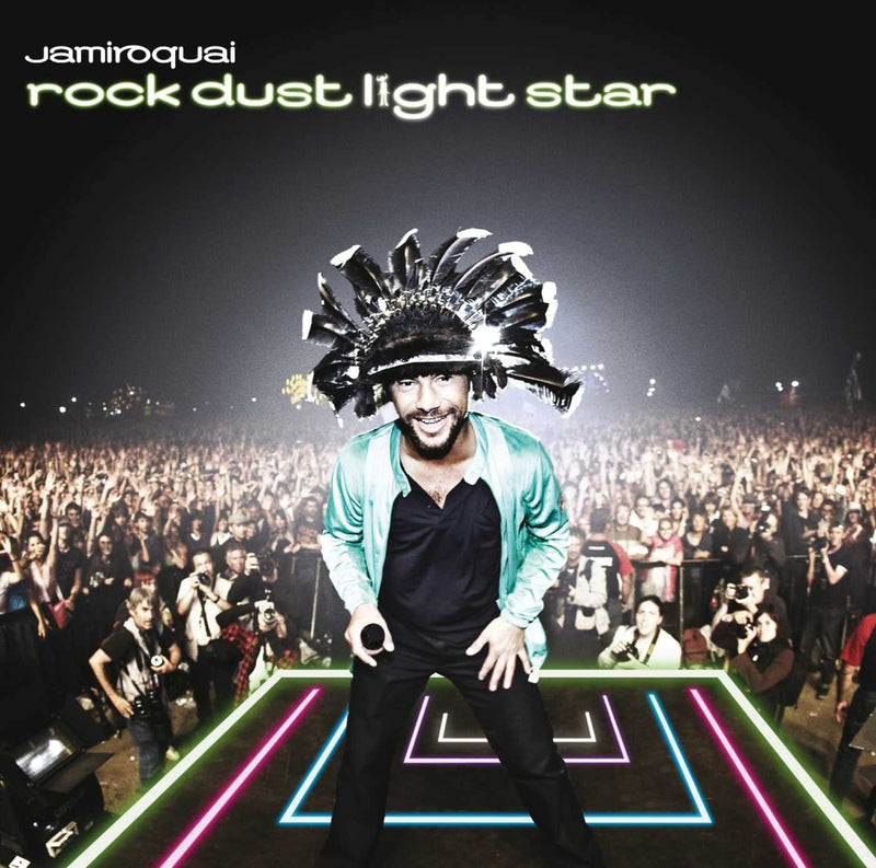 LP x2 Jamiroquai ‎– Rock Dust Light Star