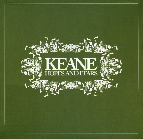 LP Keane ‎– Hopes And Fears