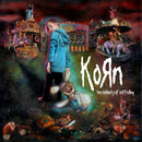CD Korn ‎– The Serenity Of Suffering