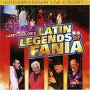 LARRY HARLOW ‎– LATIN LEGENDS OF FANIA / DVD