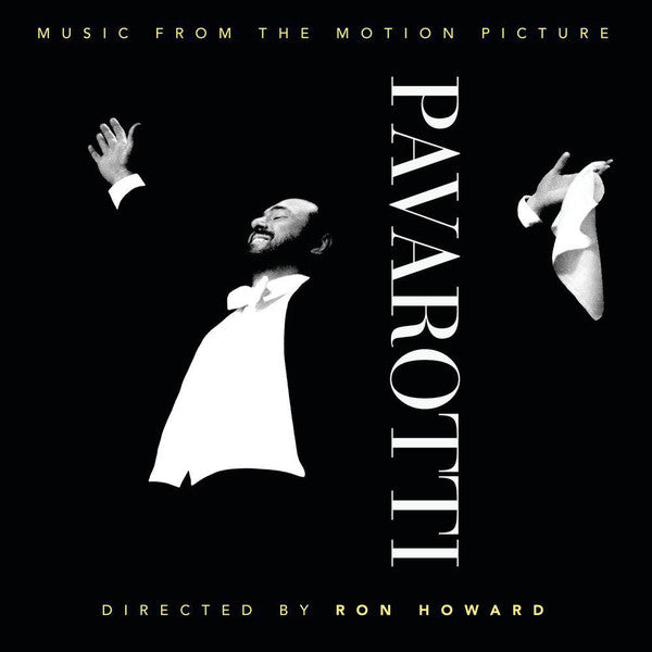 CD Luciano Pavarotti ‎– Pavarotti (Music From The Motion Picture )
