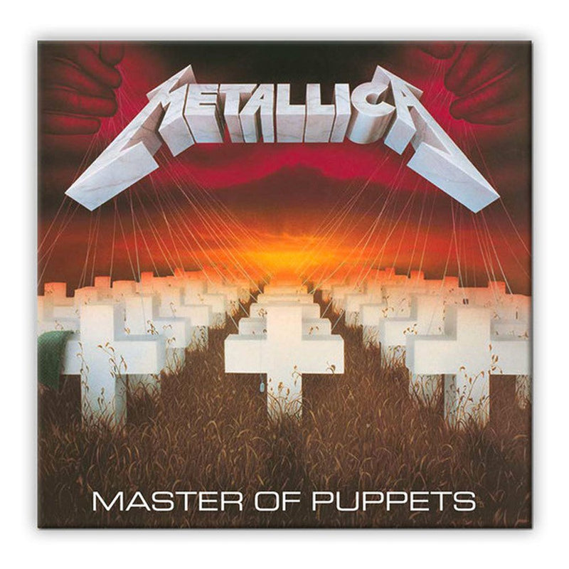 CD Metallica – Master Of Puppets
