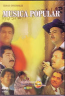 Musica Popular (Temas Originales) / DVD