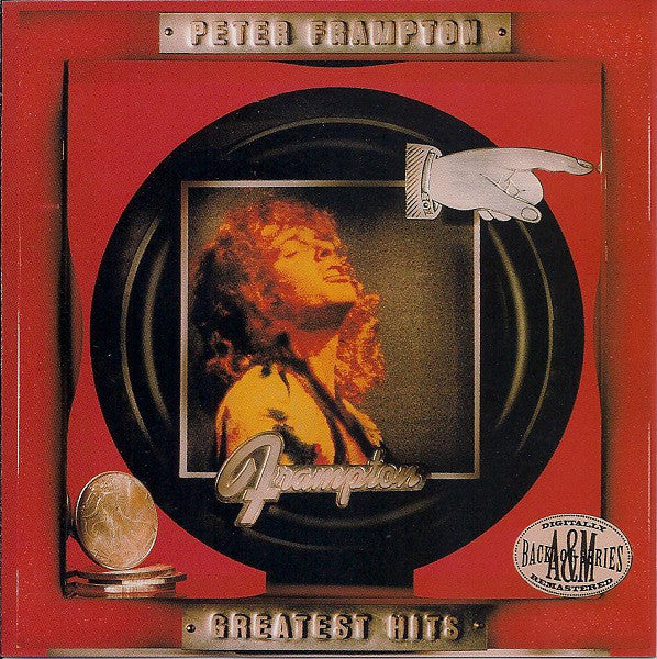 PETER FRAMPTON - GREATEST HITS / CD