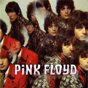 CD Pink Floyd ‎– The Piper At The Gates Of Dawn
