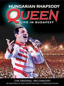 Queen ‎– Hungarian Rhapsody - Live In Budapest / DVD