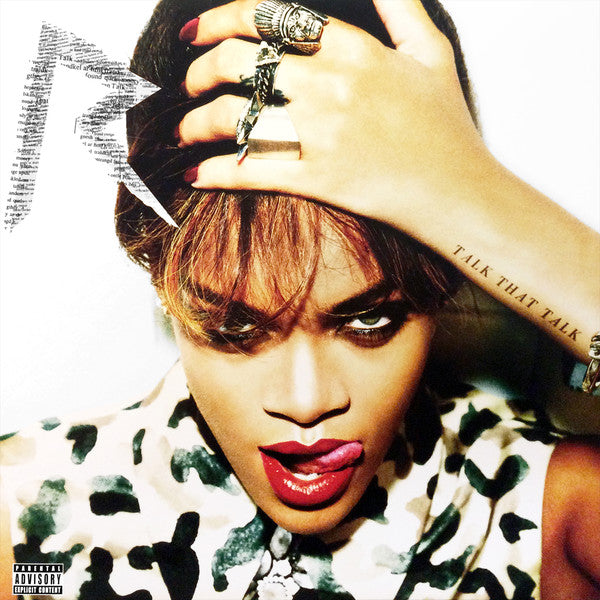 LP TALK THAT TALK RIHANNA