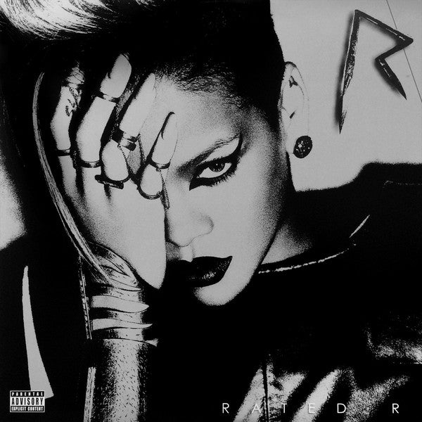 LPX2 Rihanna ‎– Rated R