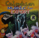 CD x 2 · Colombian Music For Export