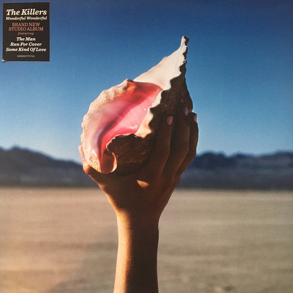 LP WONDERFUL WONDERFUL THE KILLERS
