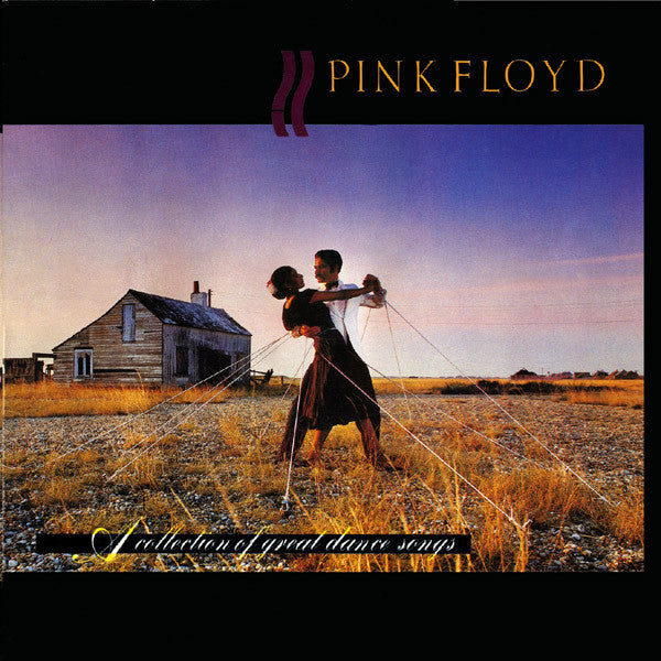 LP Pink Floyd ‎– A Collection Of Great Dance Songs