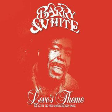 LP Barry White ‎– Love's Theme (The Best Of The 20th Century Records Singles)