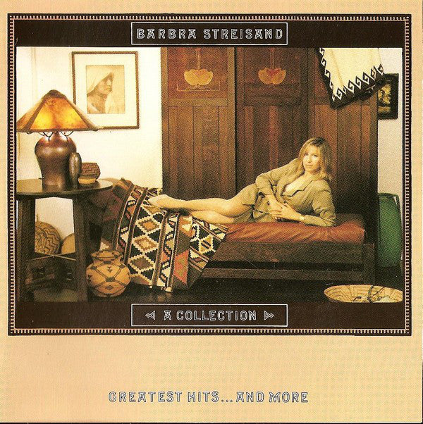BARBARA STREINSAND - GREATEST HITS ...AND MORE