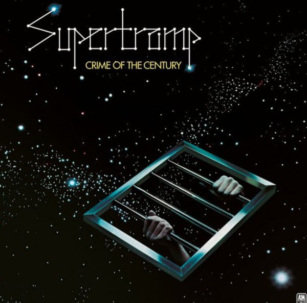 LP Supertramp ‎– Crime Of The Century