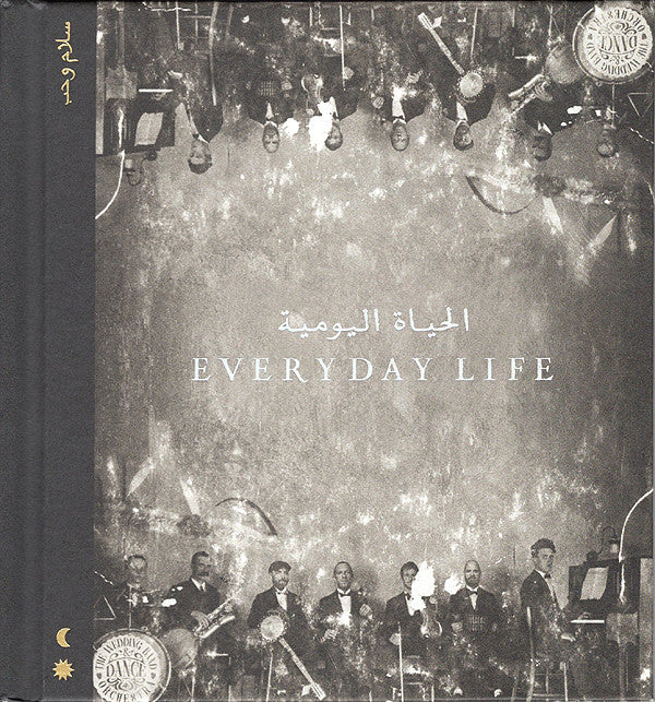 CD Coldplay - Everyday Live
