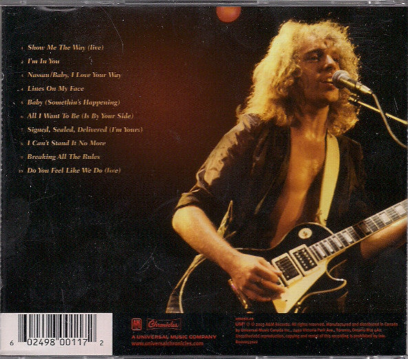 Peter Frampton ‎– The Best Of Peter Frampton / CD