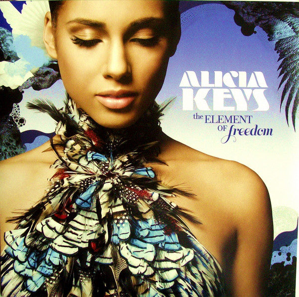 LP Alicia Keys ‎– The Element Of Freedom