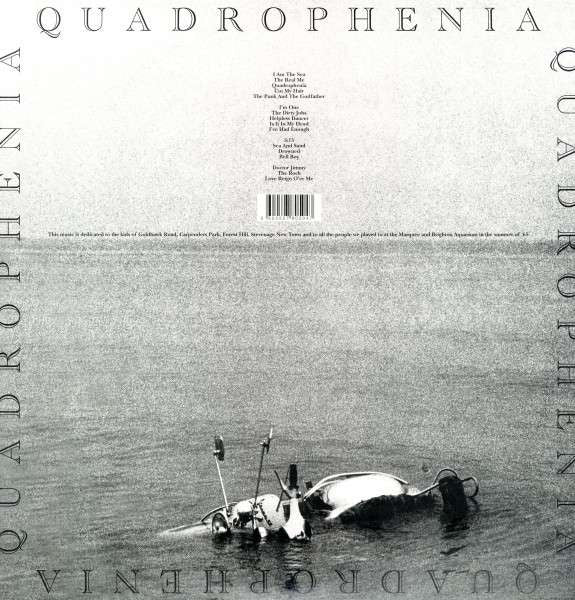 LP Quadrophenia The Who