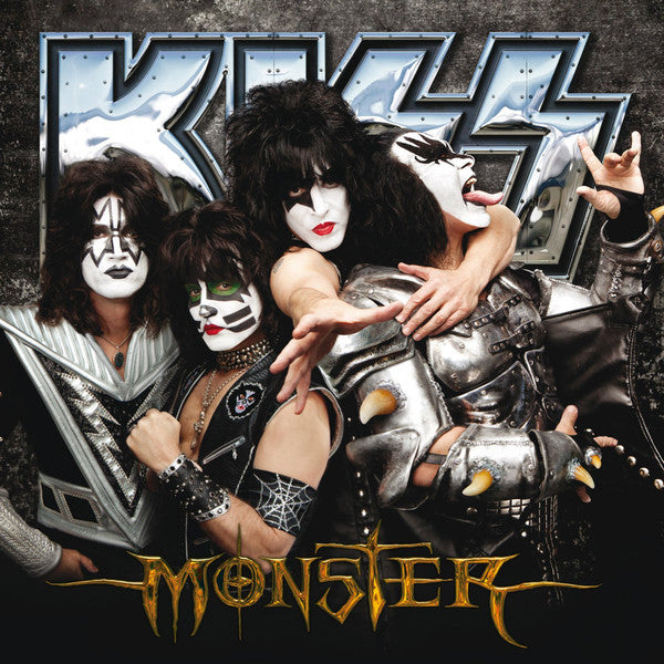 LP MONSTER KISS