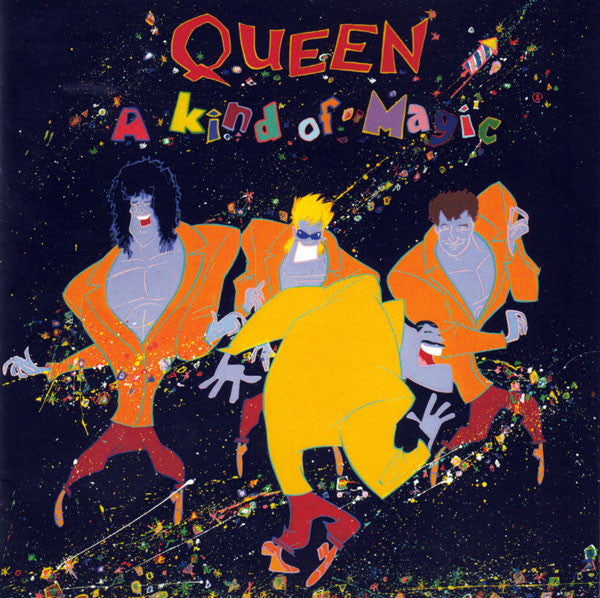 CD QUEEN A KIND OF MAGIC