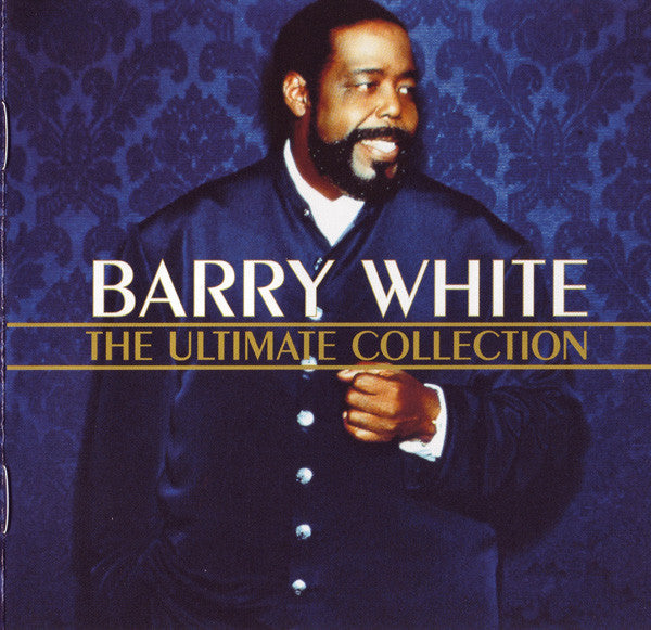 CD Barry White ‎– The Ultimate Collection