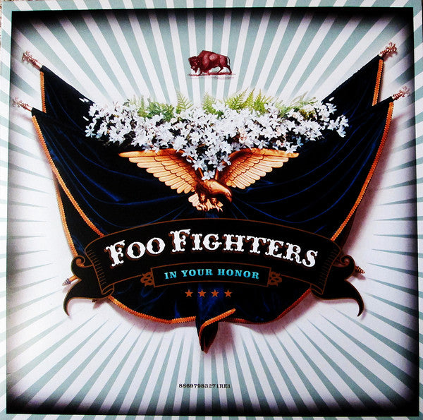 LP Foo Fighters ‎– In Your Honor