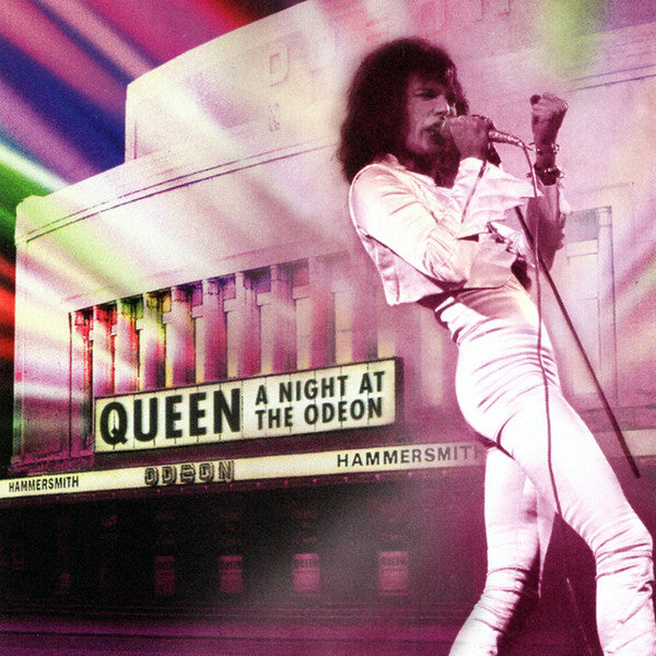 CD Queen ‎– A Night At The Odeon