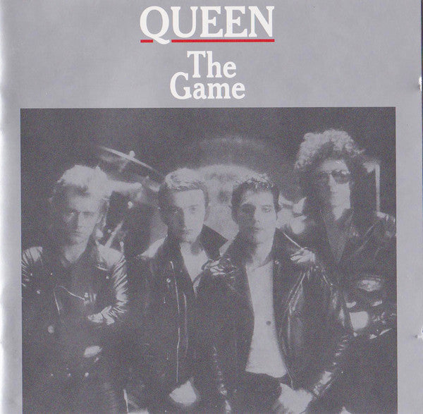 CD x 2 Queen · The Game