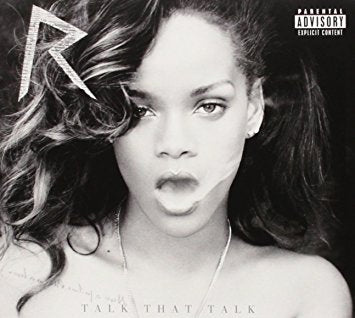 CD TALK THAT TALK DELUX ED RIHANNA