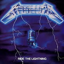 CD RIDE THE LIGHTNING METALLICA
