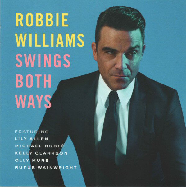 Robbie Williams ‎– Swings Both Ways / CD