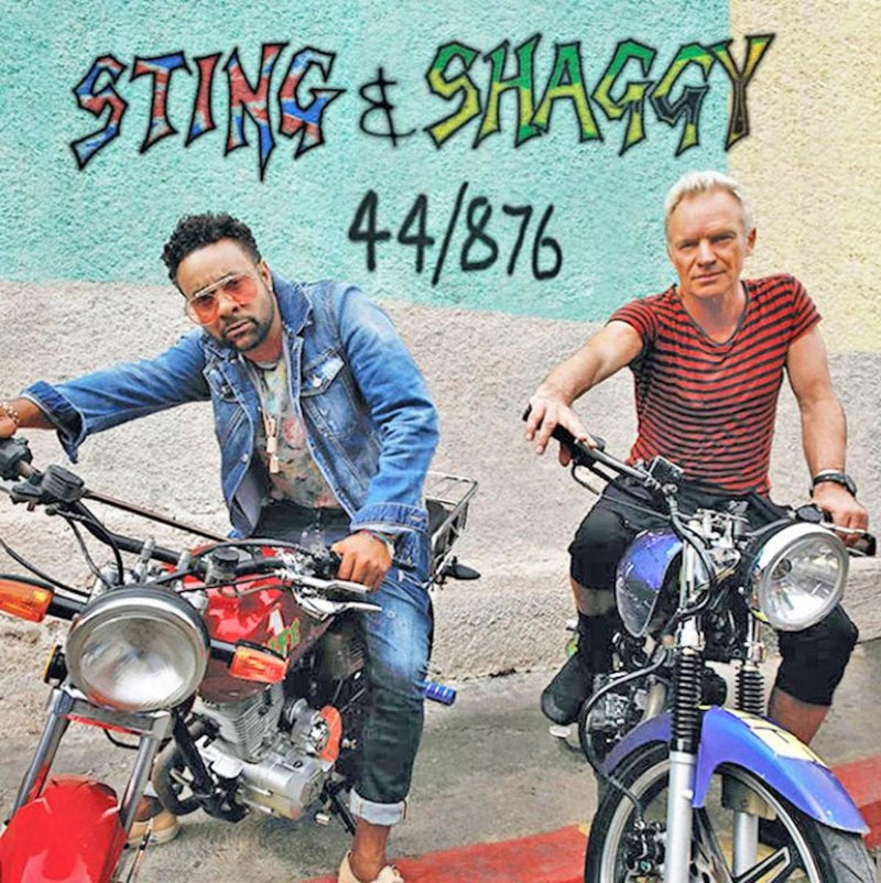 CD 44/876 STING Y SHAGGY