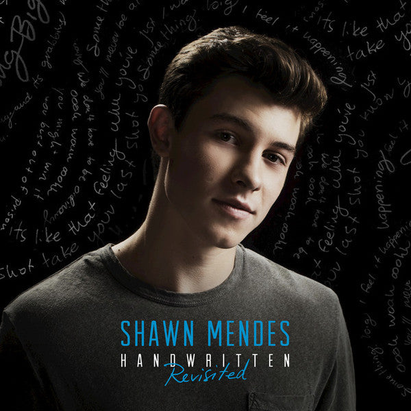 CD Shawn Mendes ‎– Handwritten (Revisited)