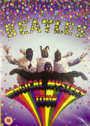 DVD The Beatles ‎– Magical Mystery Tour