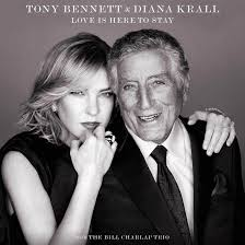 CD LOVE IS HERE TO STAY TONY BENNETT & DIANA KRALL