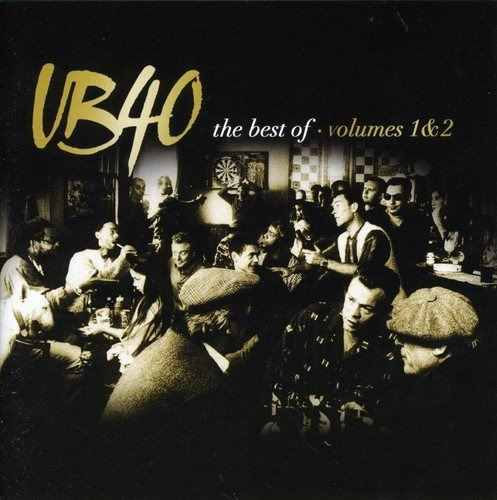 UB40 ‎– The Best Of UB40 - Volumes 1 & 2 / DVD