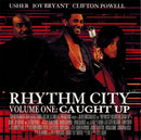 USHER ‎– RHYTHM CITY VOLUME ONE: CAUGHT UP / DVD