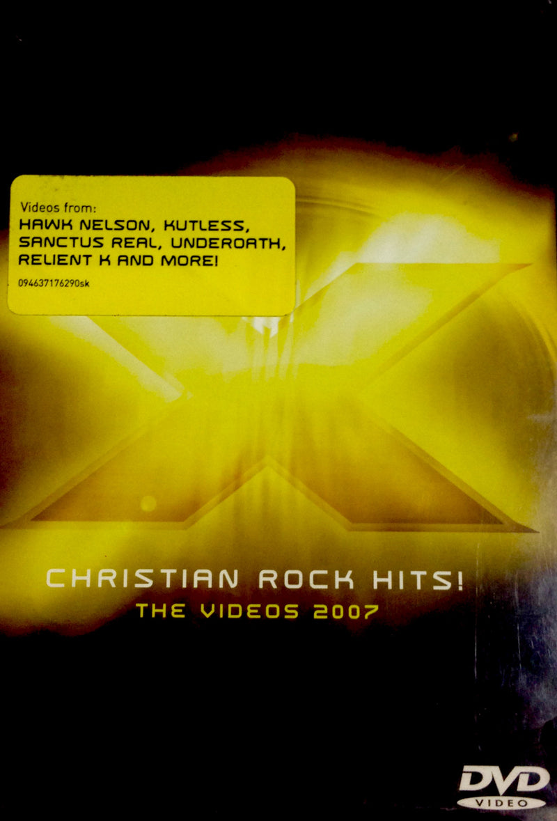 X 2007 - THE VIDEOS - CHRISTIAN ROCK HITS