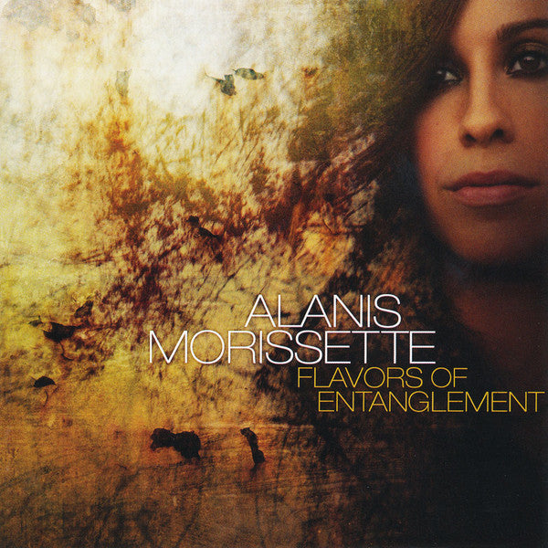CD Alanis Morissetee · Flavor of Entanglement