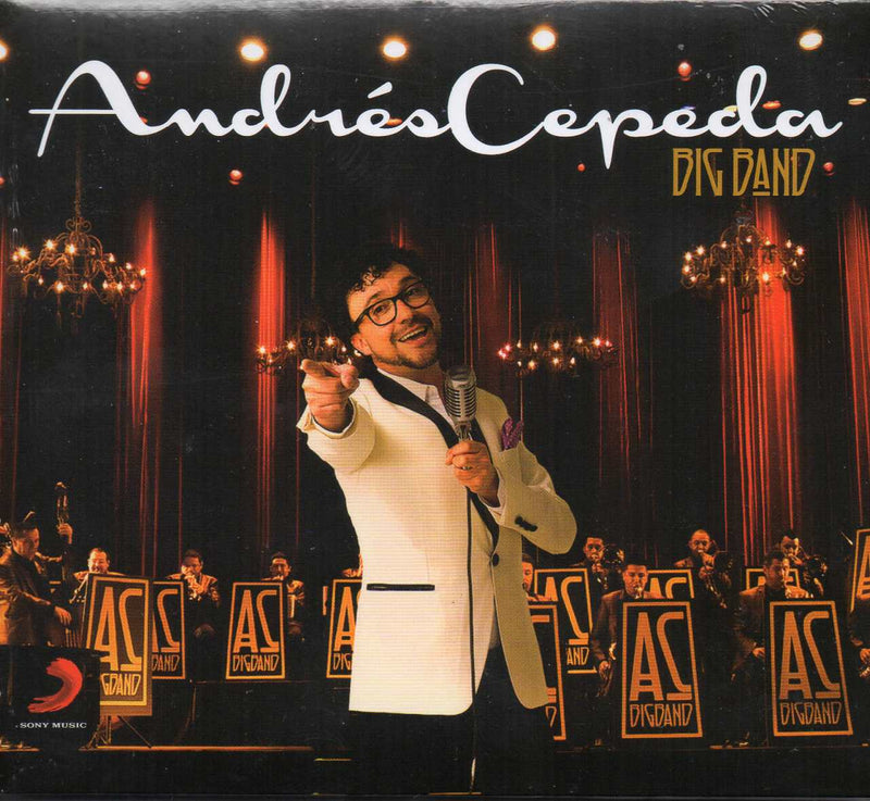 LP Andrés Cepeda - Big Band