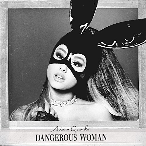 ARIANA GRANDE - DANGEROUS WOMAN  /  CD