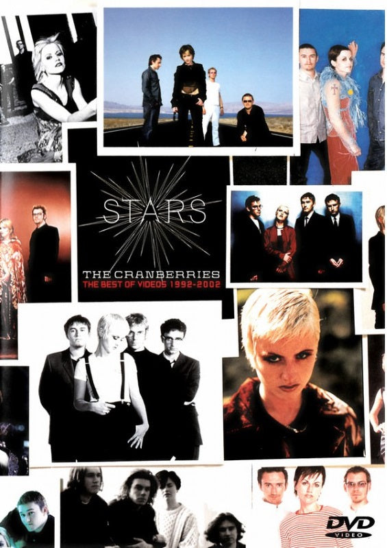 DVD The Cranberries - Stars. The Best of Videos 1992 - 2002
