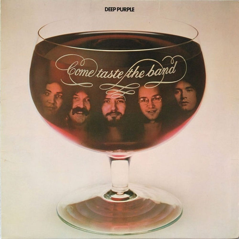 LP DEEP PURPLE - COME TASTE THE BAND