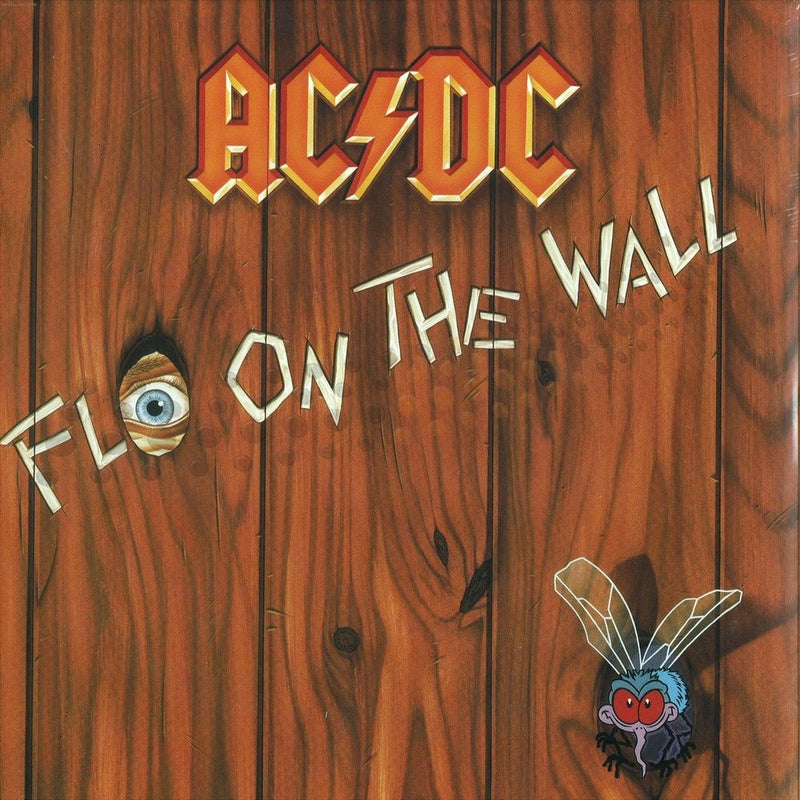 LP AC/DC ‎– Fly On The Wall