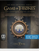 Blu-Ray + Digital HD Game of Thrones - The complete Third Season 3 - Tercera Temporada