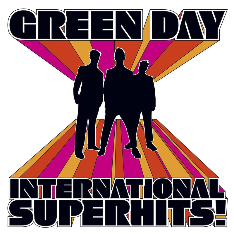 CD Green Day ‎– International Superhits!